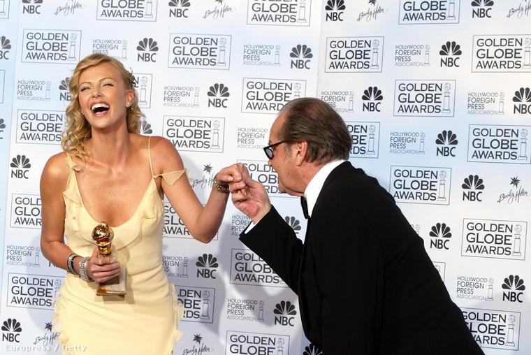 Ezért később Golden Globe-ot...