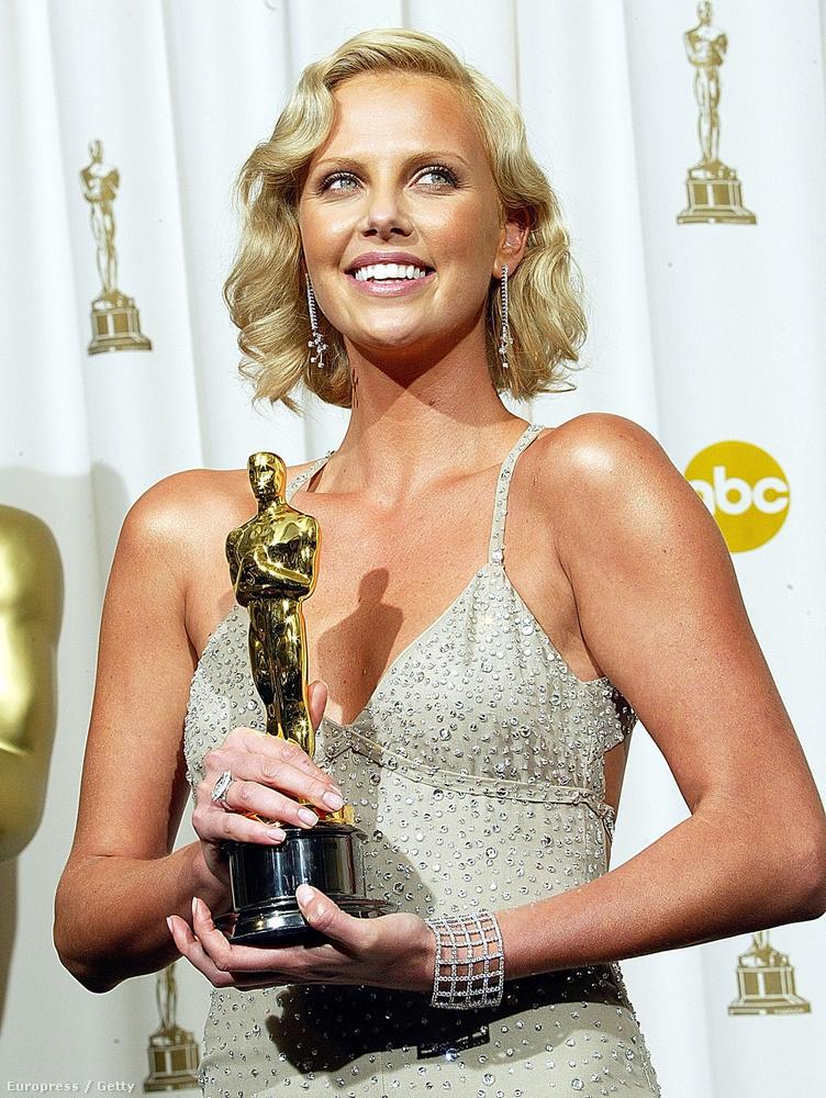...illetve Oscart is nyert.