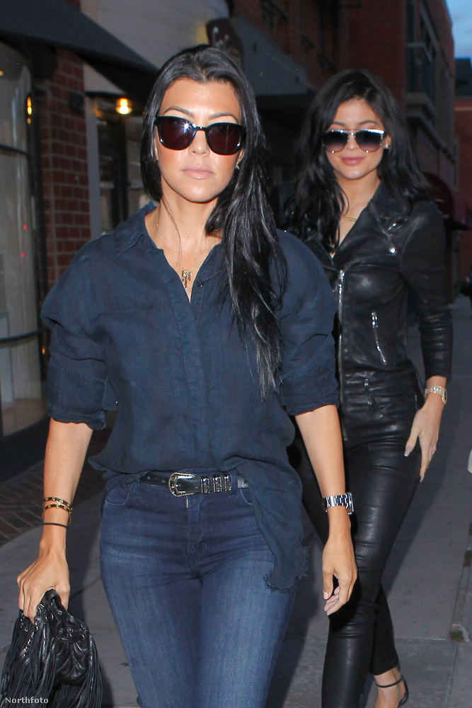 A szülinapját Los Angelesben tartották, ahova az egész Kardashian család hivatalos volt