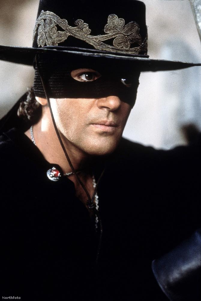 Vagy ha Banderas, akkor Zorro?