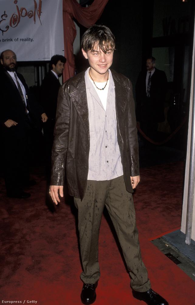 Leonardo DiCaprio 1993-ban szerepelt a Gilbert Grape-ben, amiért Oscarra is jelölték