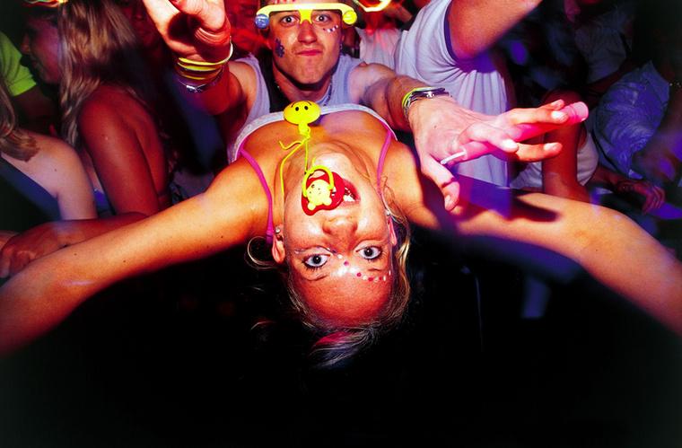 Ők 2001-ben a winchesteri Homelands fesztiválon rúgtak ki a hámból