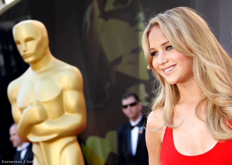 2011-re Lawrence eljutott odáig, hogy Oscarra jelöljék A hallgatás törvénye miatt