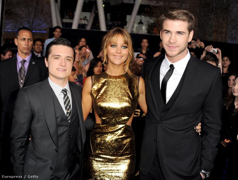 És bár az Oscart 2012-ben nem kapta meg, egy főszerepet viszont szerzett magának Az éhezők viadalában