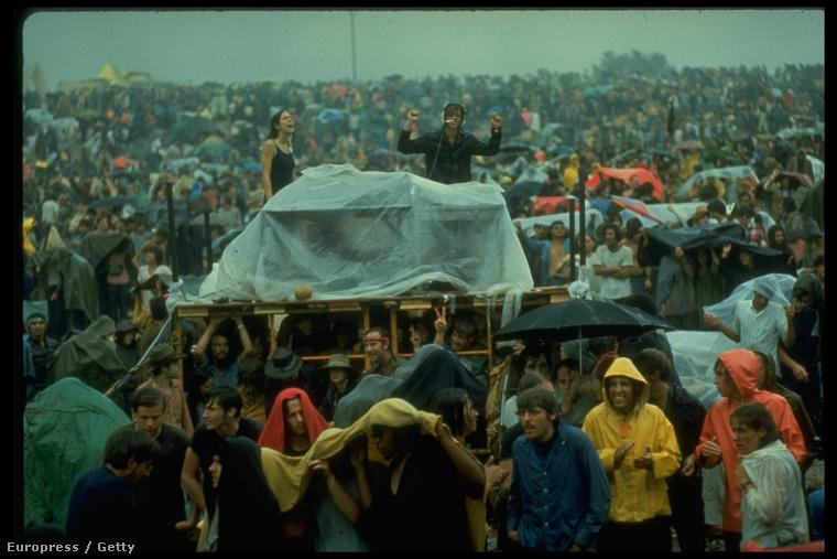 A buli akkor sem állt meg, ha esett az eső