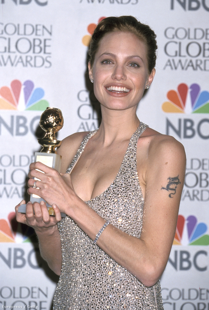 Angelina Jolie 1999-ben