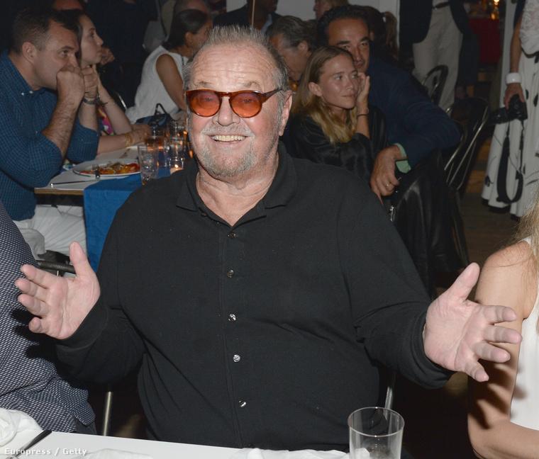 Mint ahogy az aranyhörcsöggé változott Jack Nicholson is