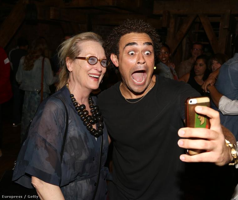 Emberek, akik úgy örülnek Meryl Streepnek, ahogy valószínűleg ön is örülne