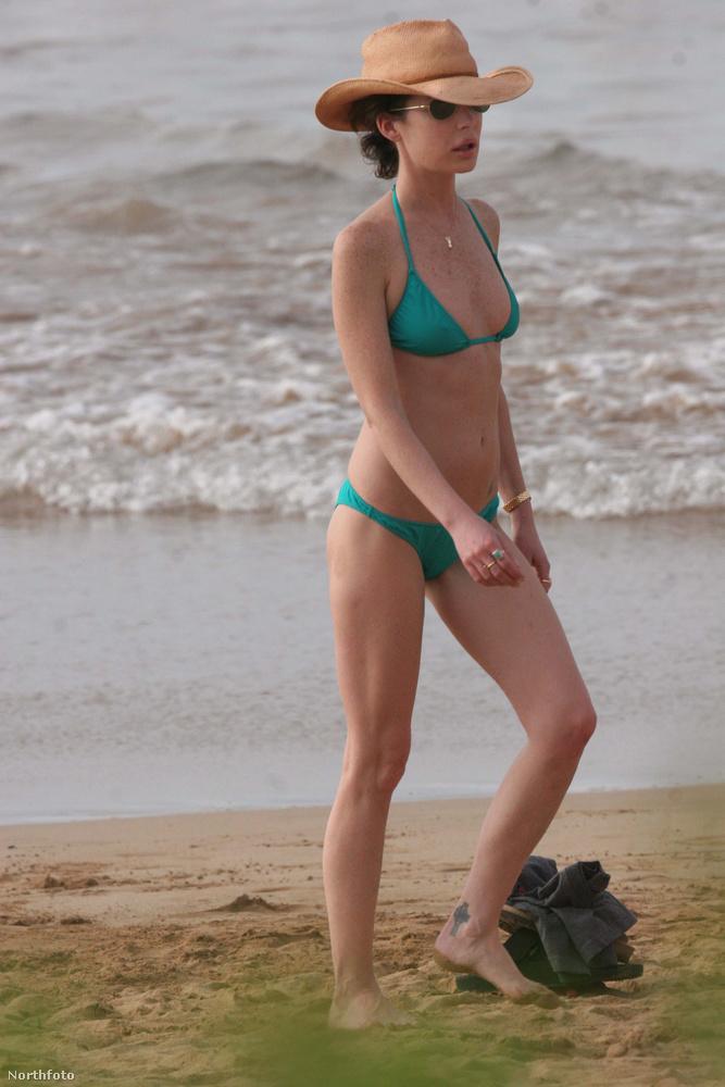 Maradjunk a bikininél, ez a kép Hawaiion készült 2006-ban.