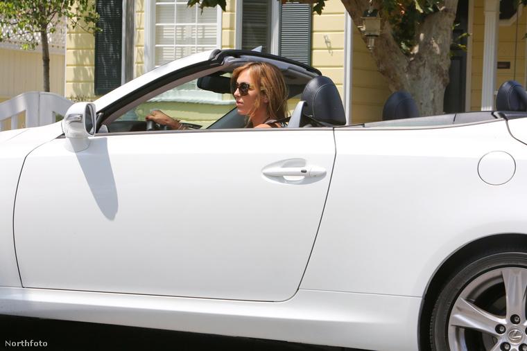 A dadusnak van egy ilyen szép autója