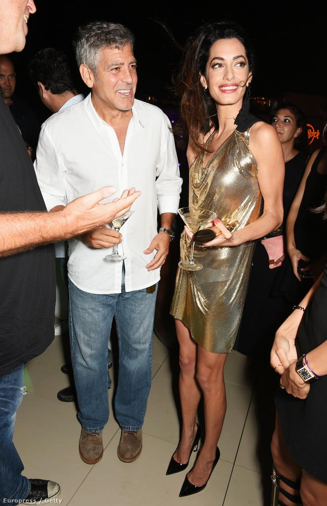 Amal Clooney még az eddiginél is szebb