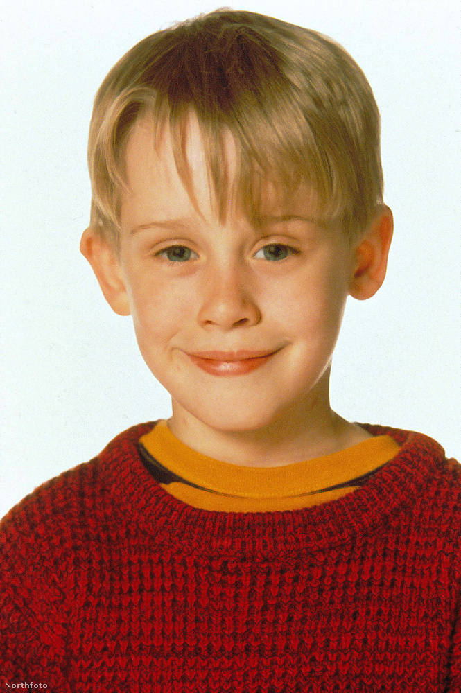 Ha már gyerekszínészek, akkor Macaulay Culkint sem érdemes kihagyni a Reszkessetek betörők!-ből.