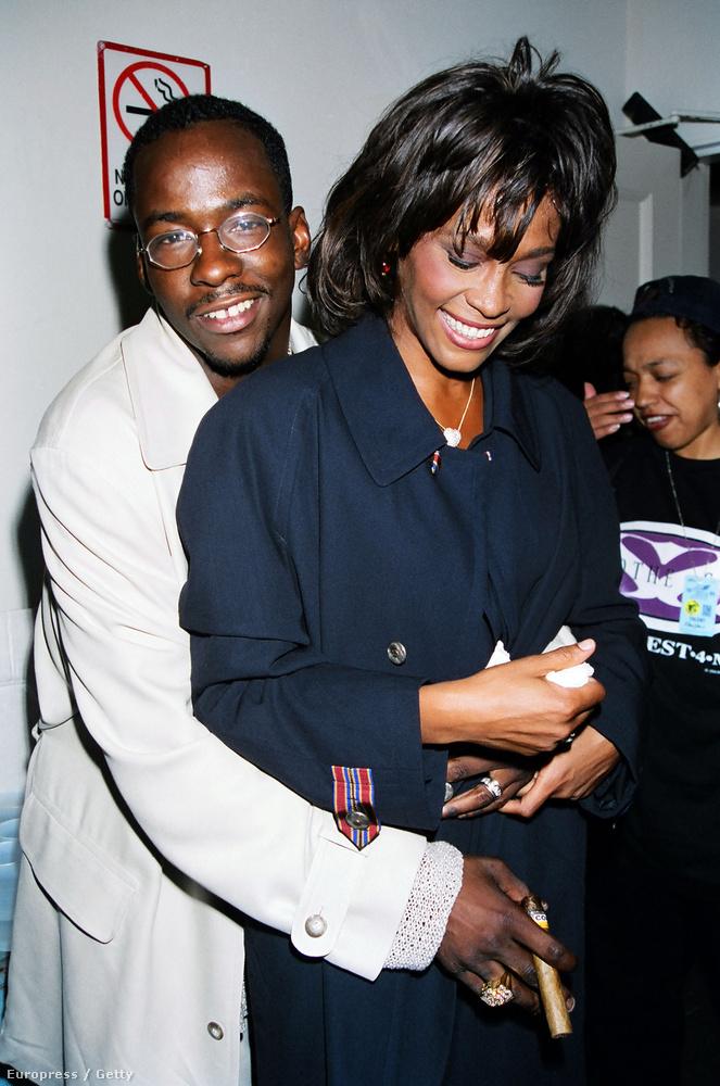 Az 1995-ös MTV VMA pedig azért is volt jobb, mint a mai, mert még Whitney Houston is ott volt.