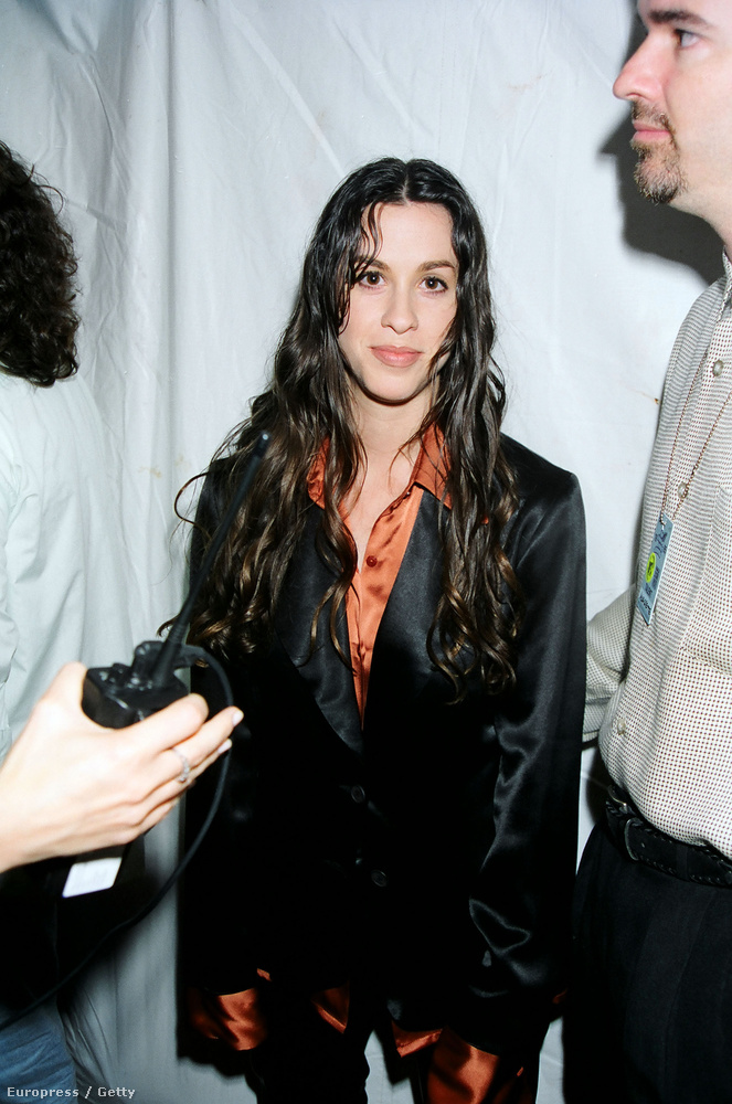 Meg Alanis Morissette is