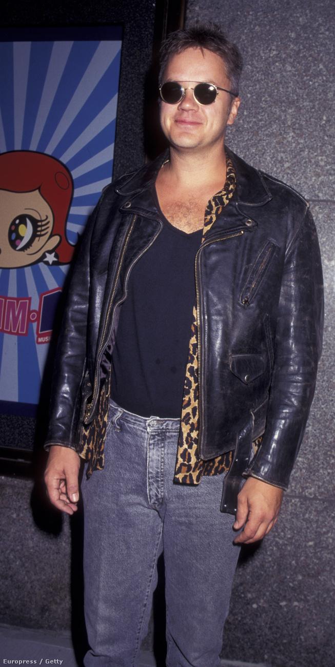 Tim Robbins ma már valószínűleg nem öltözne fel ilyen..