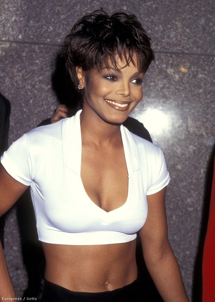 Janet Jackson talán az idei VMA-n is ott lesz, mivel nemrég tért vissza, de nem látok rá túl sok esélyt, hogy ilyen szerelésben mutatja meg magát