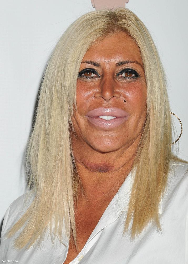 Big Ang lassan Donatella Versacévé válik.