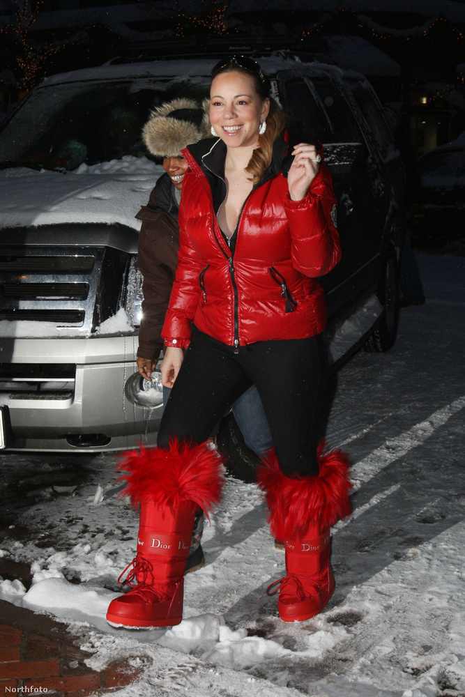 Mariah Carey 44 évesen vállalta be ikreit, Monroe és Moroccan, 2011-ben, 35 hetesen jöttek a világra.