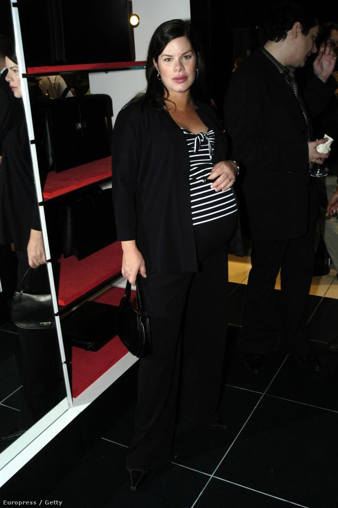 Marcia Gay Harden 41 évesen szült először, 3 évvel később pedig ikreket hozott a világra.