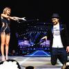 Hasonló mértékben nyerte el tetszésünket az is, amikor letérdepeltette Justin Timberlake-et, szintén Los Angeles-ben