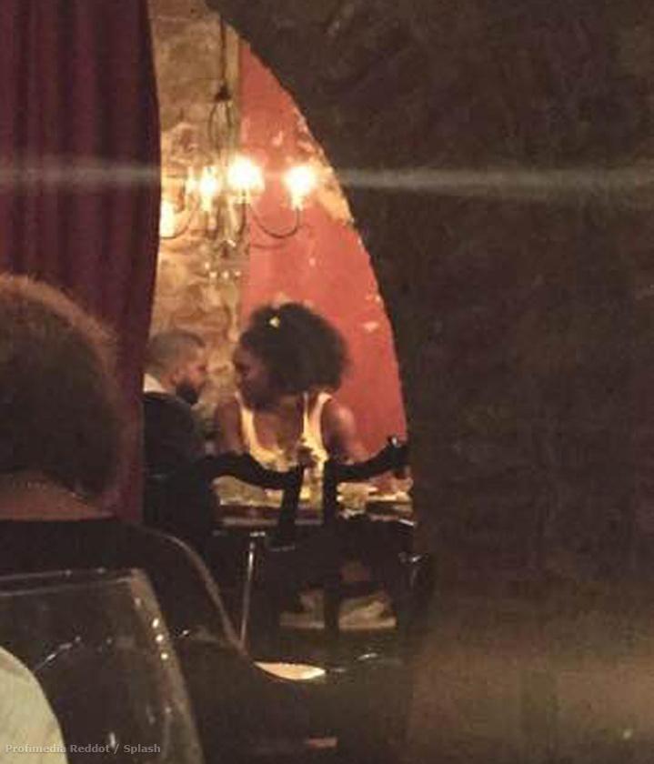 Az is kiderült, hogy Serena Williams nagy valószínűséggel összejött a rapper Drake-kel