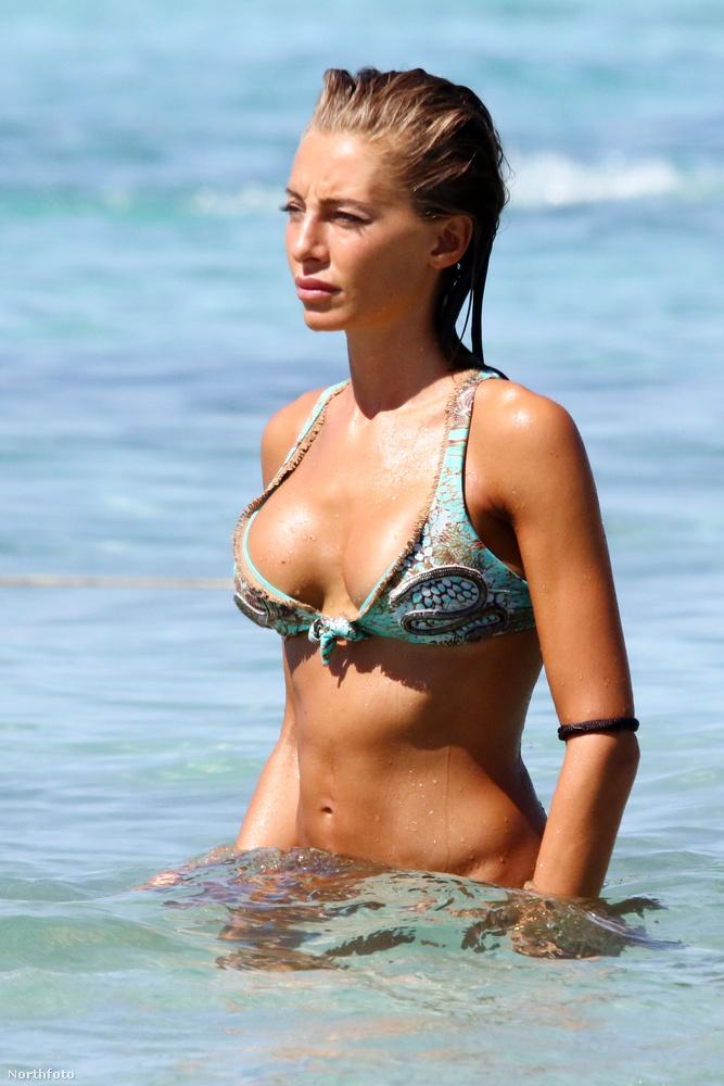 Tudja ön, hogy ki Alessia Tedeschi? Valószínűleg nem, úgyhogy eláruljuk, hogy a Torghelle Sándoron kívüli univerzum legnagyobb focistájának, Chrisiano Ronaldonak a nője