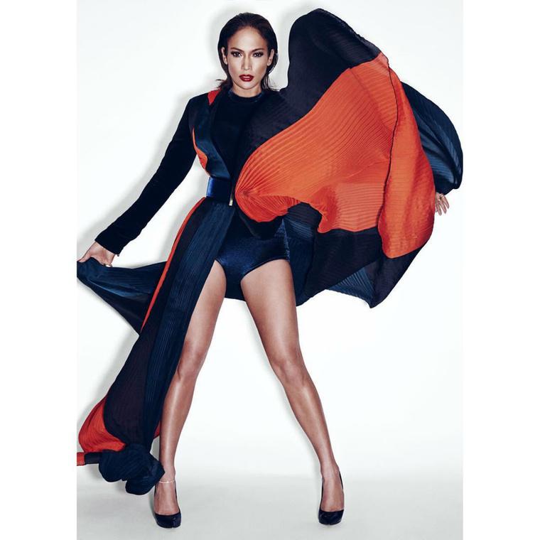 Na de most Jennifer Lopez a főszereplő...