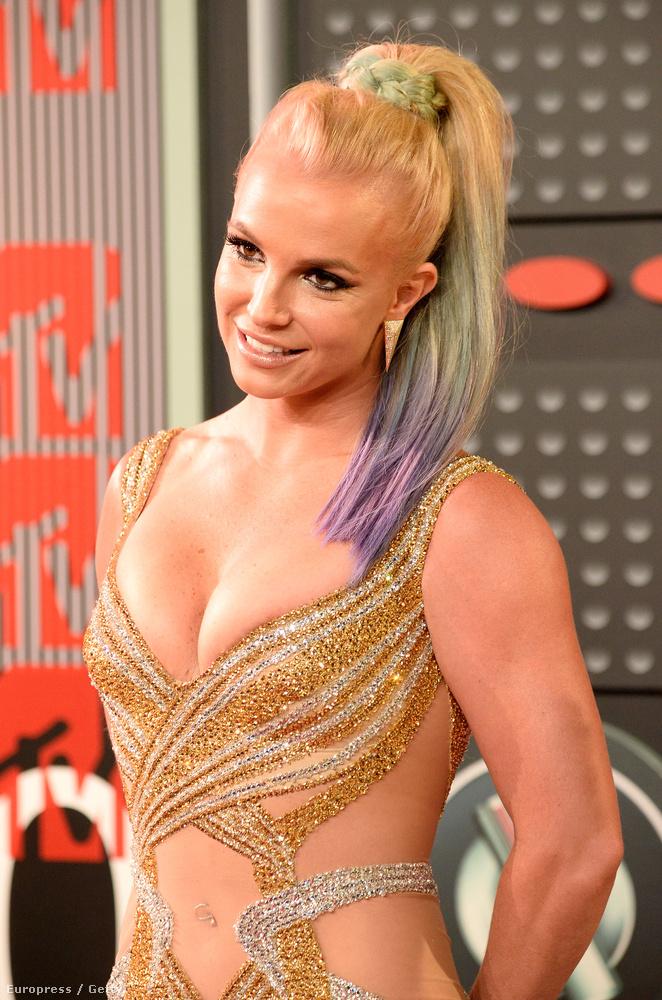 Britney Spears ismét hasonlítani kezdett Zimány Lindára