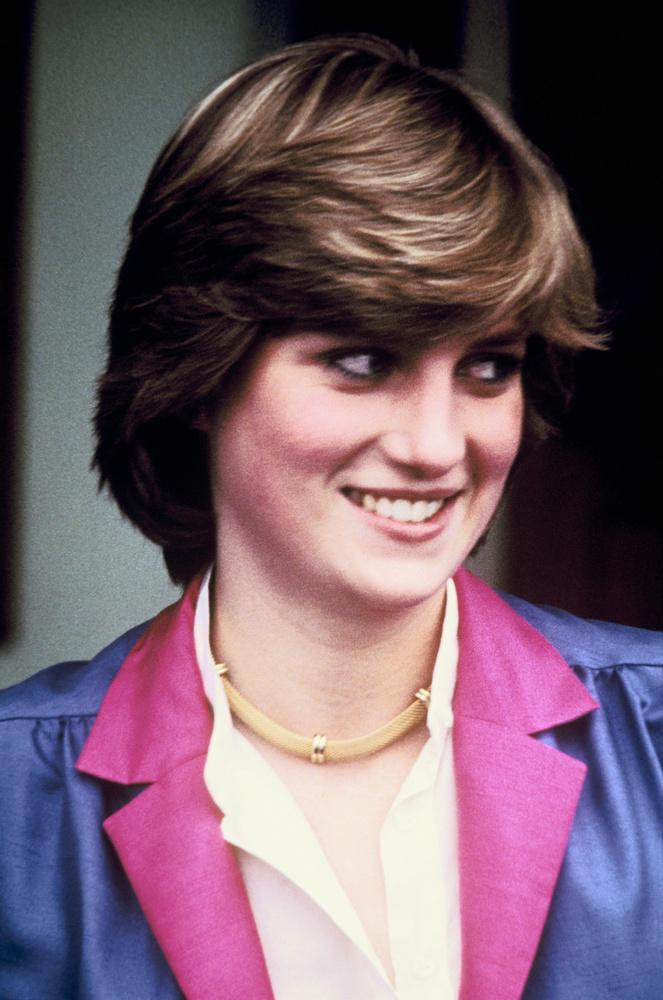 Ez a fotó a 70-es években készült Károly herceg későbbi feleségéről