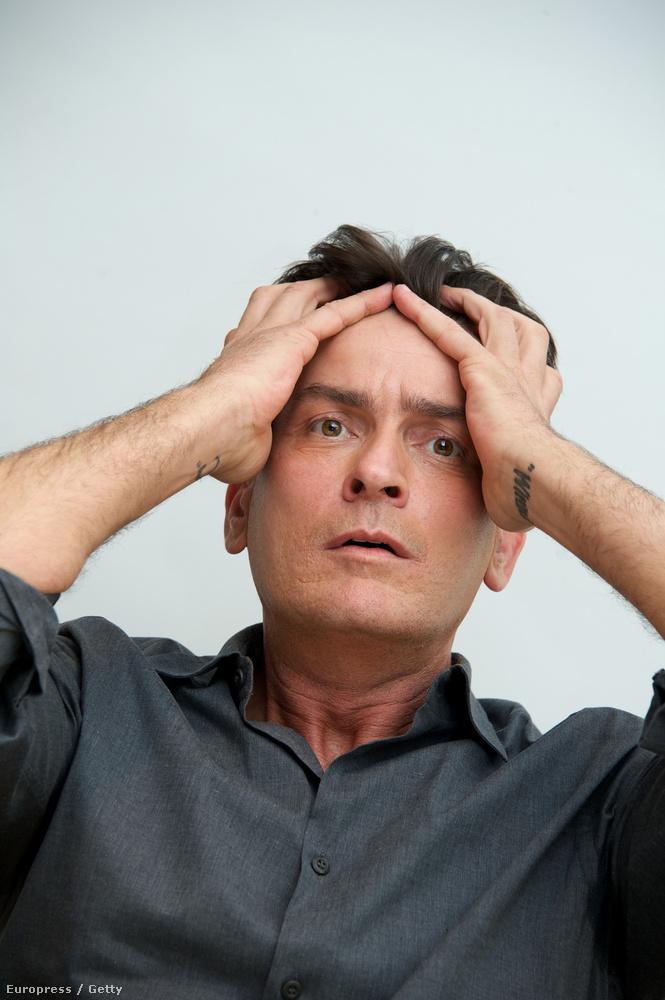 """""""Charlie Sheen nem szerepelhet többé a Két pasiban"""" (link)"""