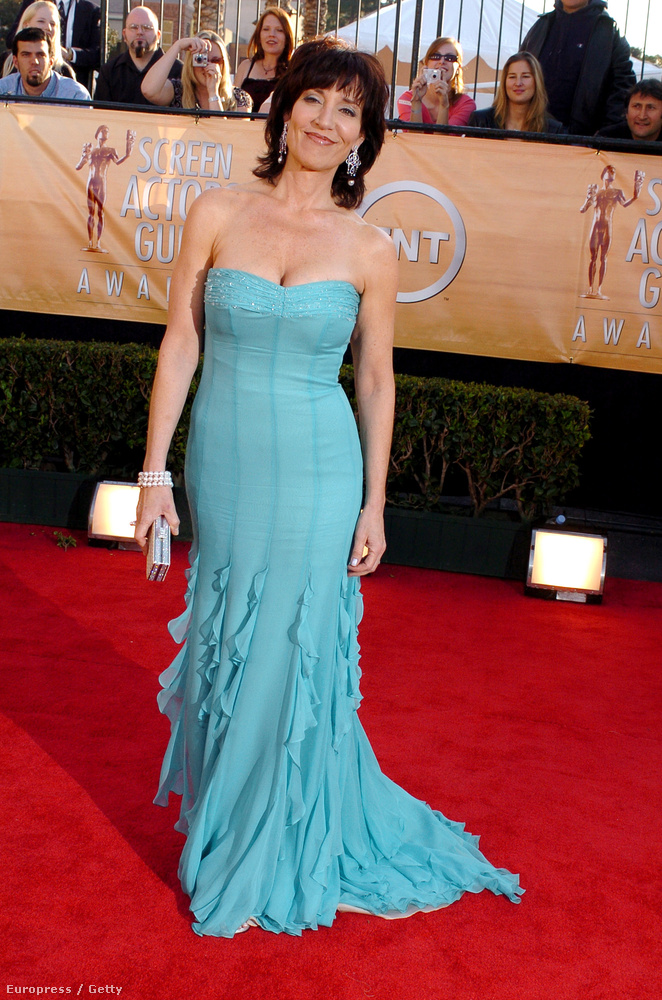 Katey Sagal egyre szépül