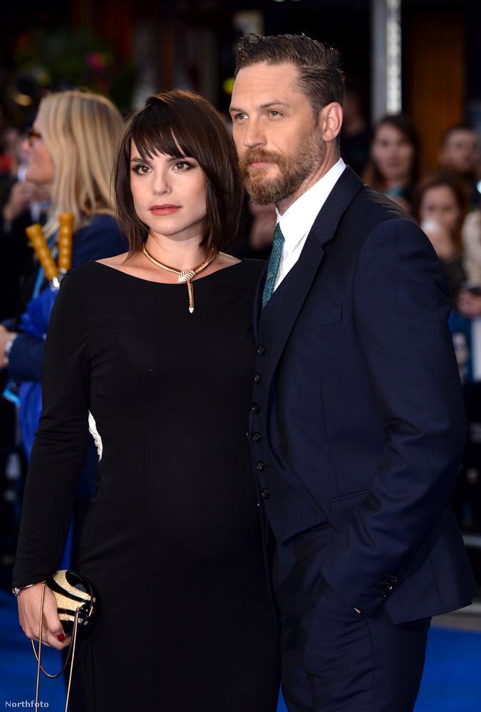 A Legend londoni premierjén mutatkoztak együtt