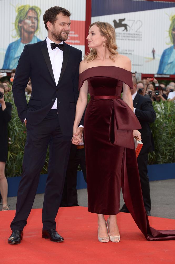 Inkább térjünk át Diane Krugerre, aki Joshua Jackson mellett volt nagyon szép!