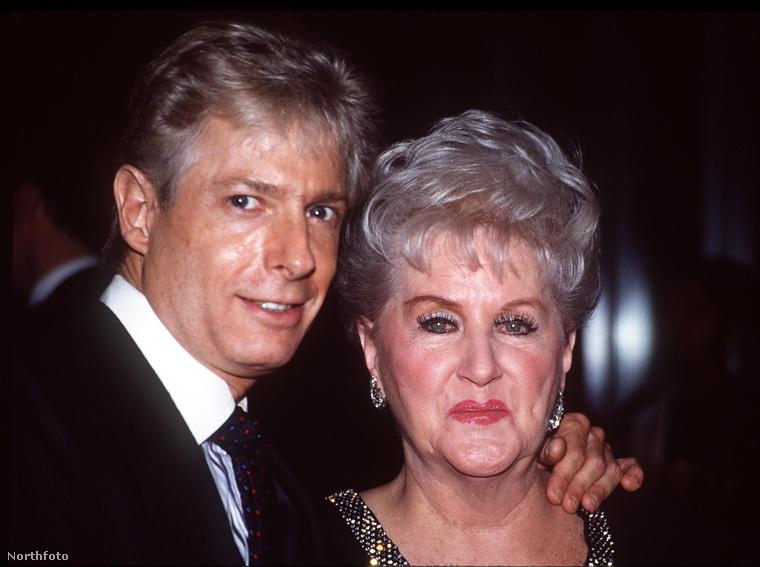 Margaret Whiting énekesnő 1976-ban találkozott egy nála 22 évvel fiatalabb férfival