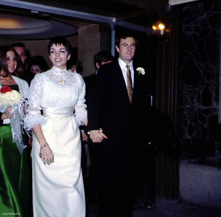 Vincente Minnelli és Judy Garland házasságából született Liza Minnelli 1946-ban