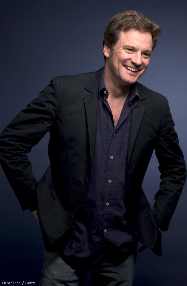 Egyébként ha nem értené, hogy miért szerelmes minden második nő reménytelenül Colin Firth-be: 1990 és '95 között Kanadában élt Meg Tilly színésznővel egy erdő közepén, ahol Firth bútorokat faragott