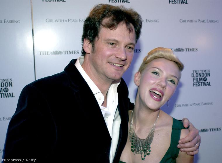 Nem véletlen, hogy Scarlett Johansson is majd' összepisilte magát, hogy vele szerepelhetett a Leány gyöngy fülbevalóval c