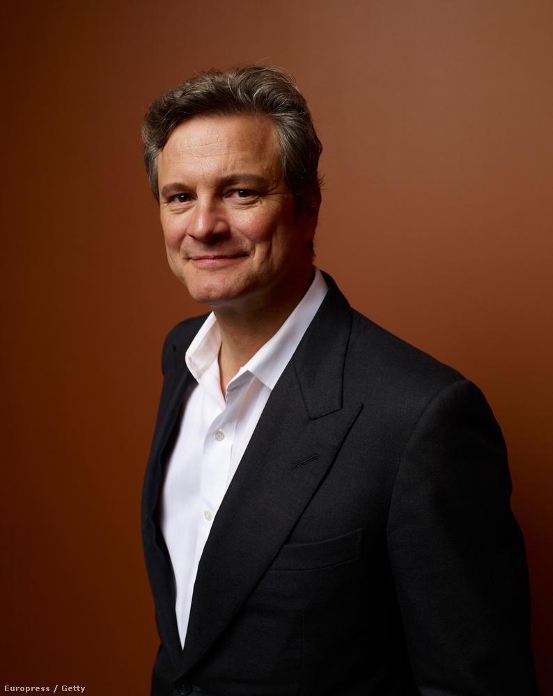 Colin Firth pedig boldogan öregedett tovább, ami azt jelenti az ő esetében, hogy évről évre jobban néz ki
