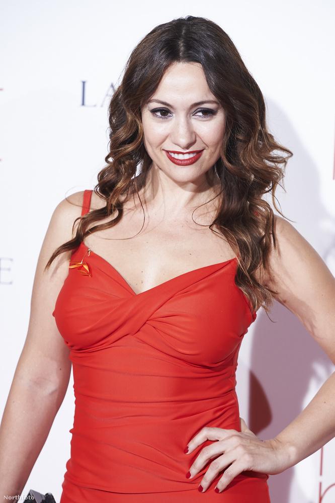 Natalia Verbeke, argentín tévés sznéísznő.