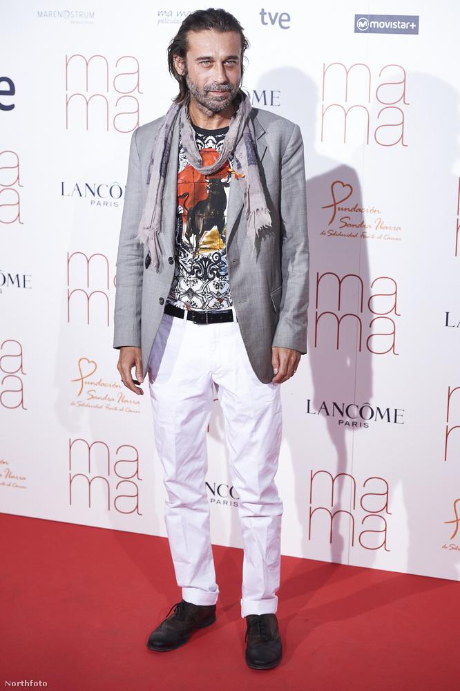 Jordi Mollá azon kevés spanyol színész közé tartozik, aki többnyire a nemzetközi porondon szerepel.