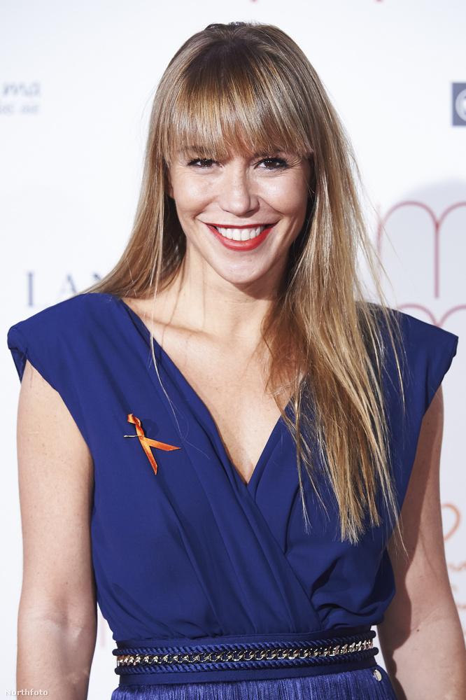 Raquel Merono, spanyol tévés színésznő