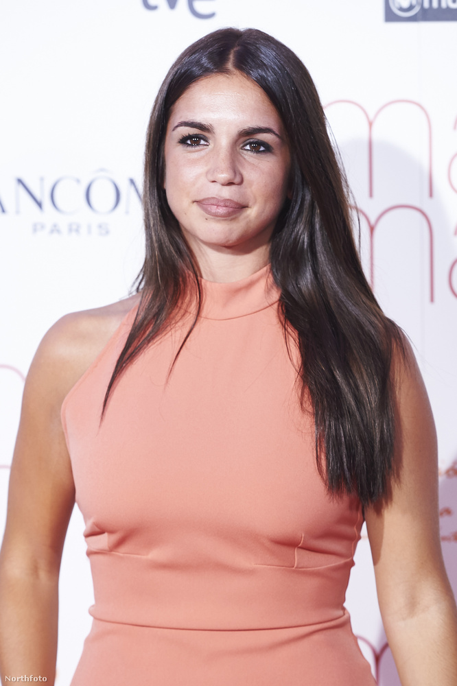 Elena Furiase spanyol színésznő.
