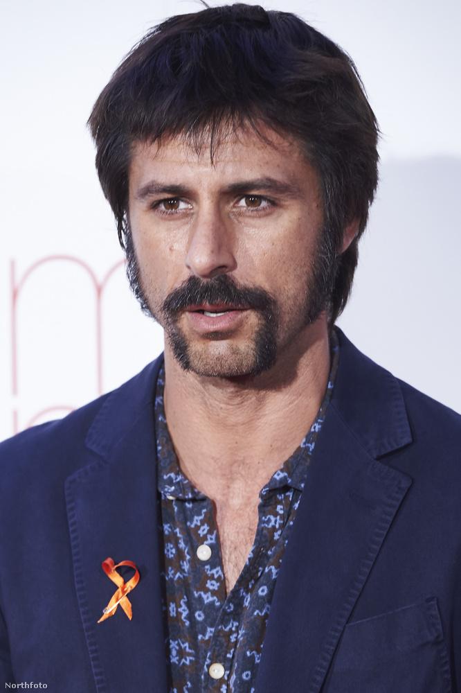 Hugo Silva, spanyol színész