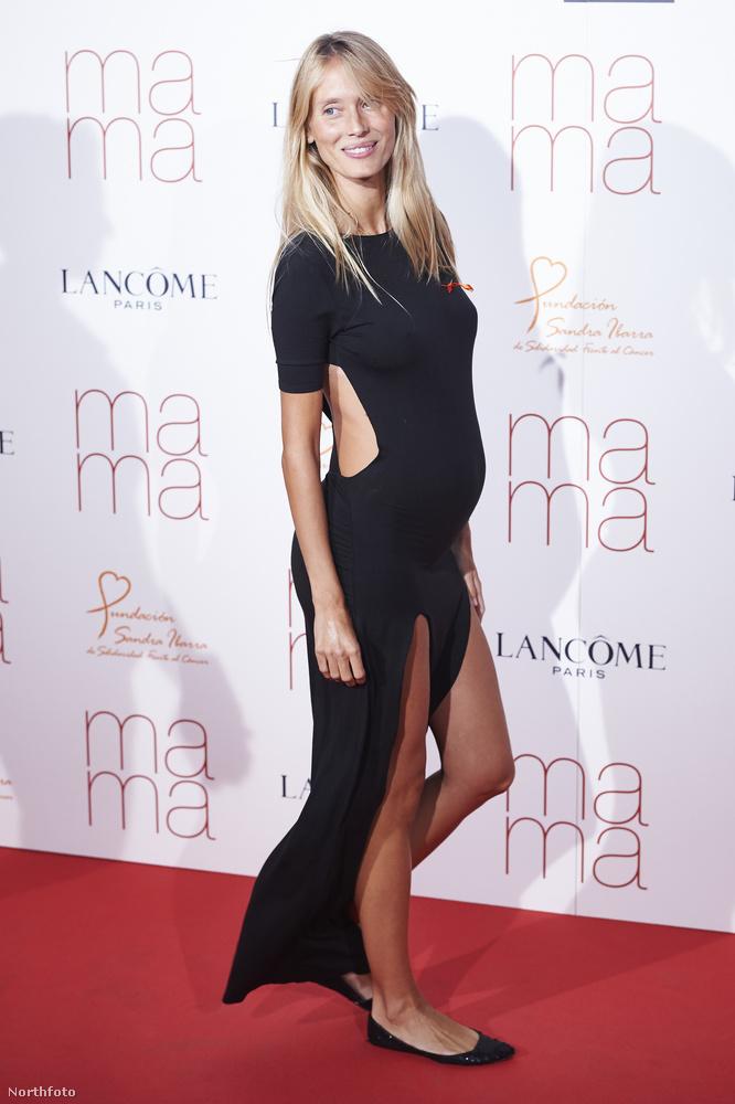 Vanessa Lorenzo spanyol modell, szintén nem szerepelt a filmben.