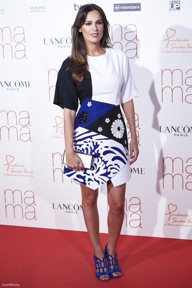 Mar Saura egy spanyol tévés bemondó, színésznő és modell.