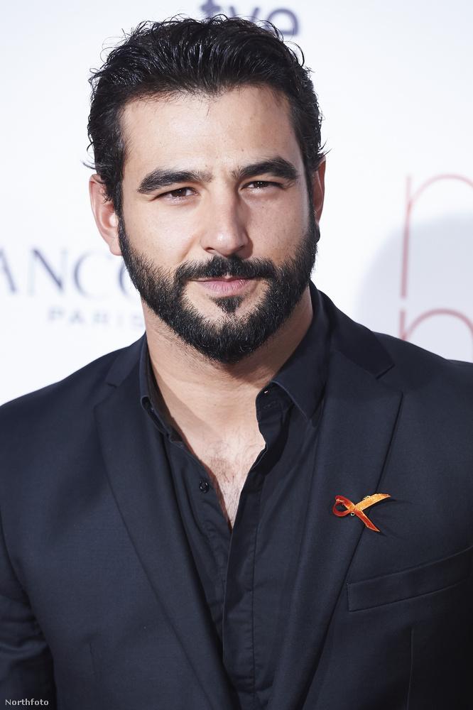 Antonio Velázquez, szintén spanyol színész
