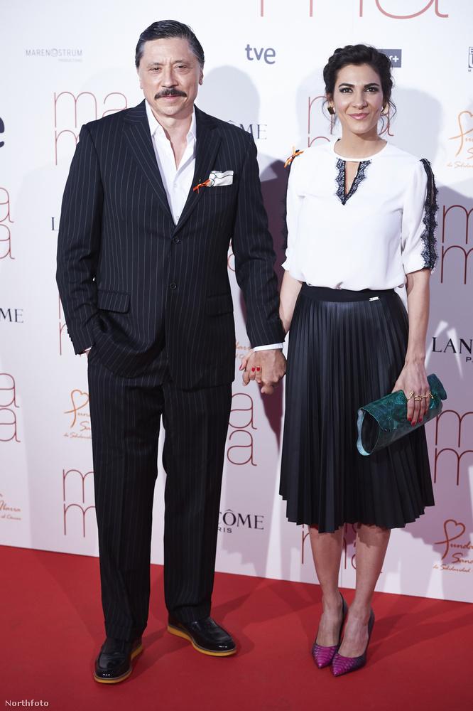 Javier Bardem testvére, Penelope Cruz sógora, vagyis Carlos Bardem is megjelent