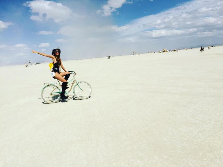 A biciklik is nagyon népszerűek voltak