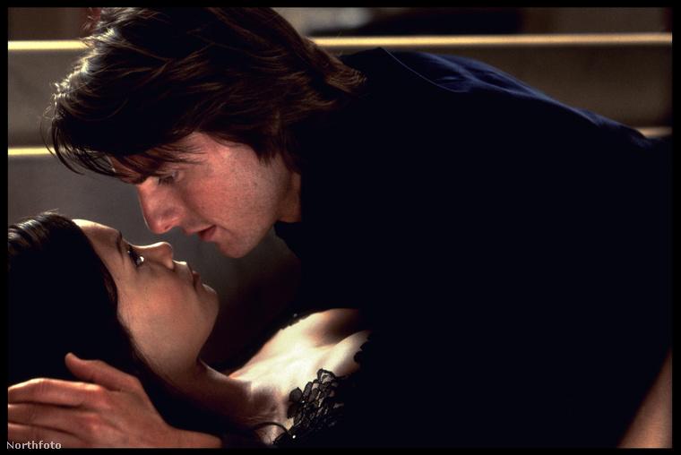 Tom Cruise csókja sem egy élmény, legalábbis Thandie Newton szerint aki a Mission Impossible 2-ben kissé túl nyálasnak érezte partnere száját.