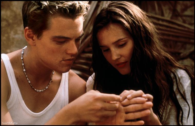 Leonardi DiCaprio csókjáért szinte már castingolnak a szupermodellek között, mégis van, aki ezt szívesen kihagyta volna